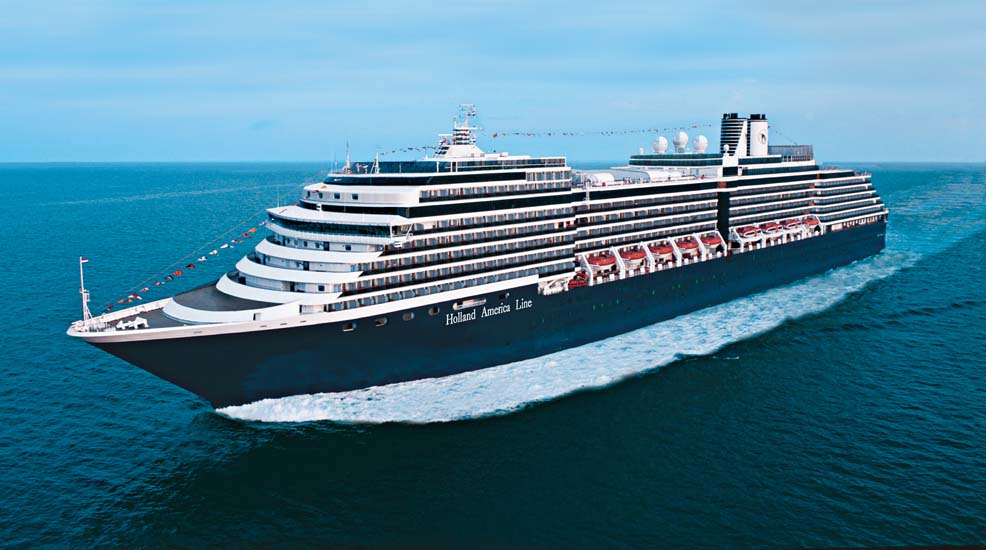 Holland America Ms Eurodam