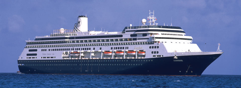 Holland America Ms Zaandam